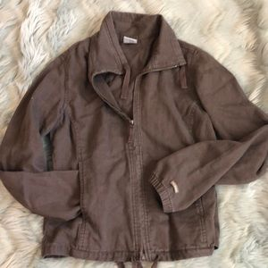 Spring Columbia twill jacket
